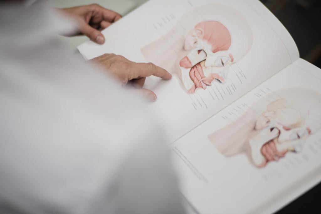 Mund-, Kiefer-, Gesichtschirurgie - Coburg - Feller / Otte - Leistungen - Parodontologie