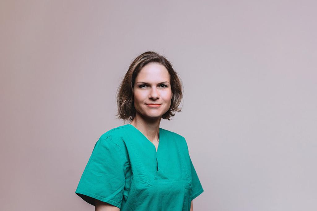 Mund-, Kiefer-, Gesichtschirurgie - Coburg - Feller / Otte - Team - Dr. med. dent. Andrea Feller