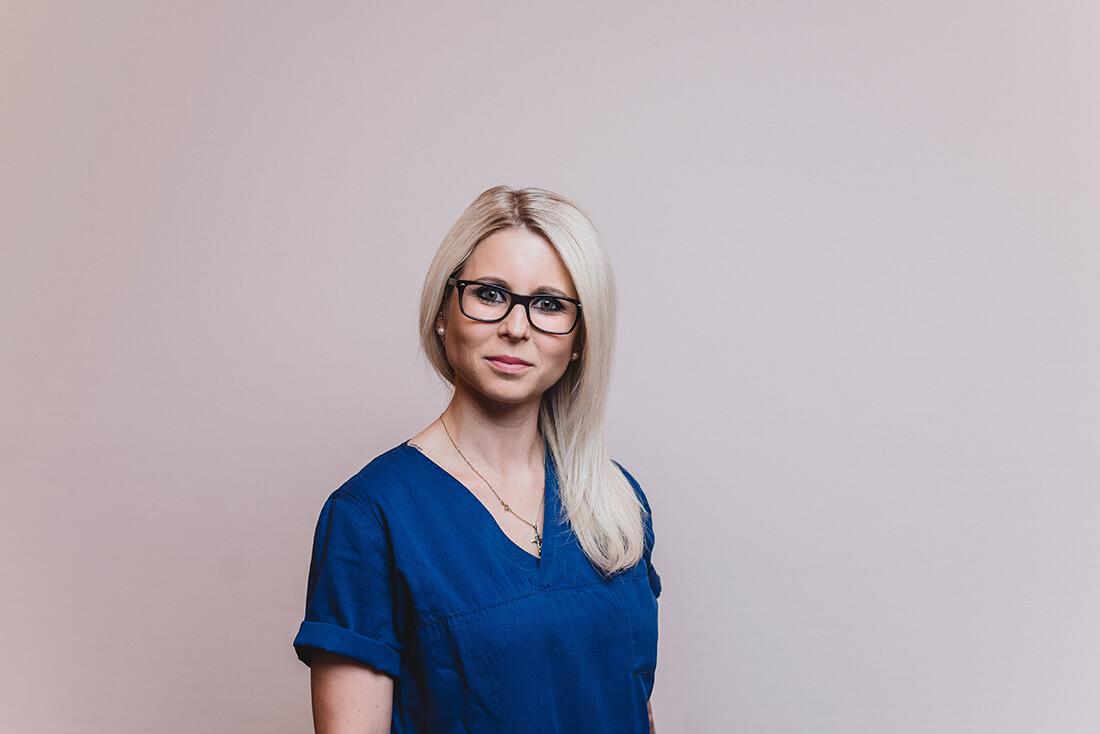Mund-, Kiefer-, Gesichtschirurgie - Coburg - Feller / Otte - Team - Kathrin Rosenzweig