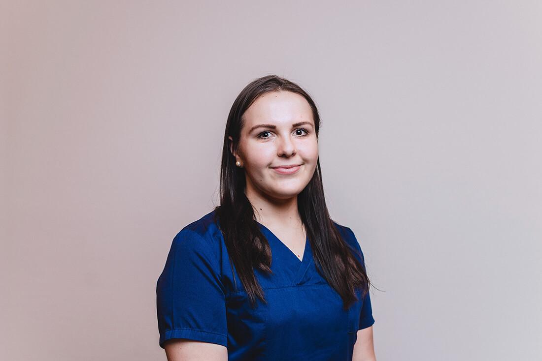 Mund-, Kiefer-, Gesichtschirurgie - Coburg - Feller / Otte - Team - Laura Müller