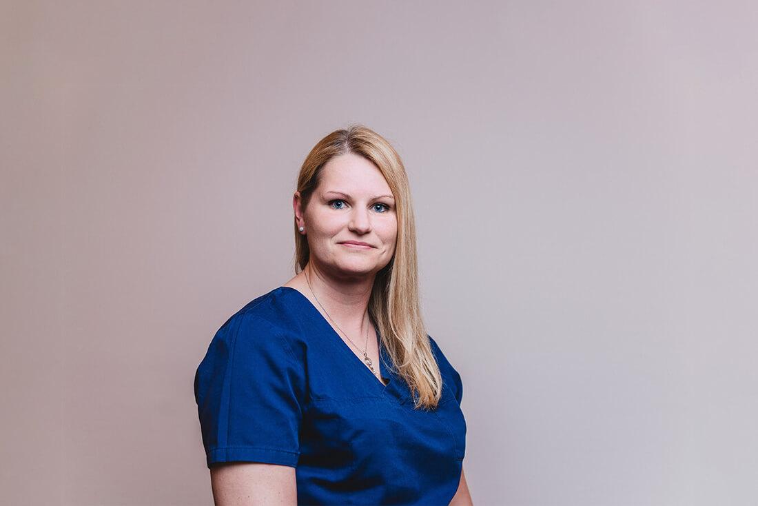 Mund-, Kiefer-, Gesichtschirurgie - Coburg - Feller / Otte - Team - Nicole Denk