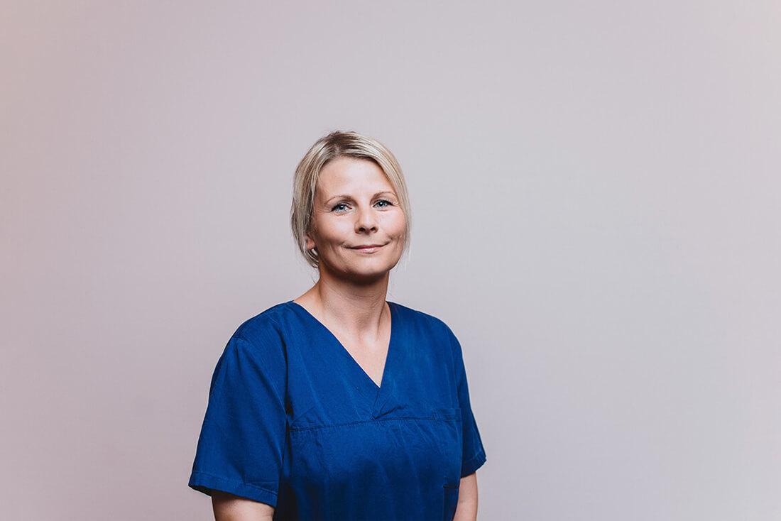 Mund-, Kiefer-, Gesichtschirurgie - Coburg - Feller / Otte - Team - Sandra Barnickol-Körner