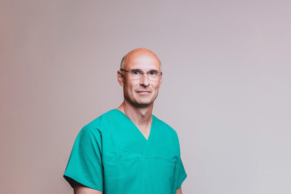 Mund-, Kiefer-, Gesichtschirurgie - Coburg - Feller / Otte - Team - Dr. med. Dr. med. dent. Ullrich Otte